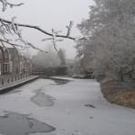 De Leidsewallen in de winter (Simon Jansen)