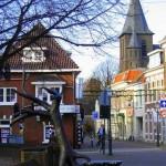 De Dorpsstraat in 2008 (Jan Sekuur)