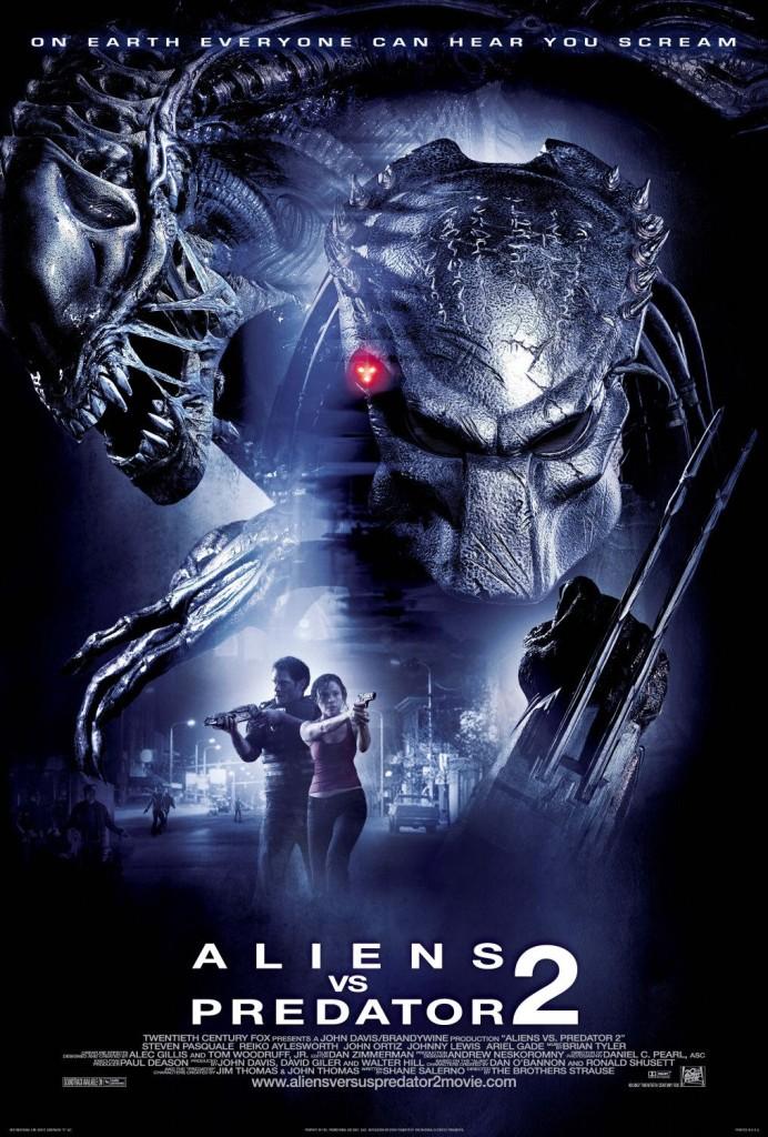AVPR: Aliens vs Predators - Requiem