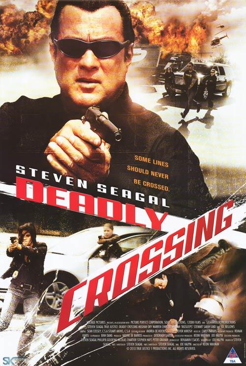 True Justice : Deadly Crossing