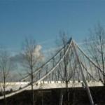 De Balijbrug over de A12 (Fanny Fekkes)