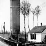 De watertoren aan de Stationsstraat (Historisch Genootschap Oud Soetermeer)
