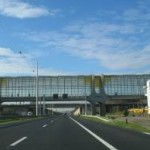 De Nelson Mandelabrug over de A12 (Michiel Minderhoud)
