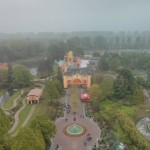 Uitzicht over Walibi World (2)