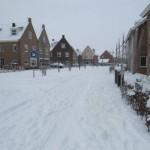 Sneeuw op Lombok