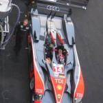 De Audi R10 TDI van Team Kolles