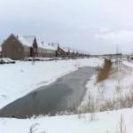 Sneeuw op Lofoten (1)