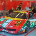 Een Ferrari 458 Italia
