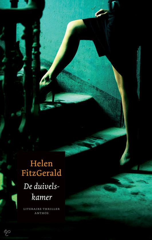 Helen FitzGerald - De duivelskamer