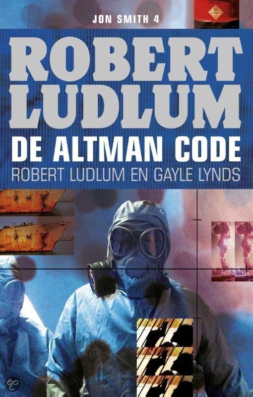 Robert Ludlum & Gayle Lynds De Altman Code