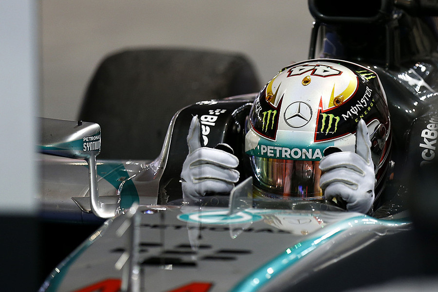 Formule 1; Seizoen 2014; Race 14