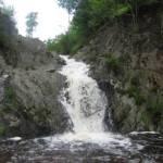 Watervallen van de Bayehon