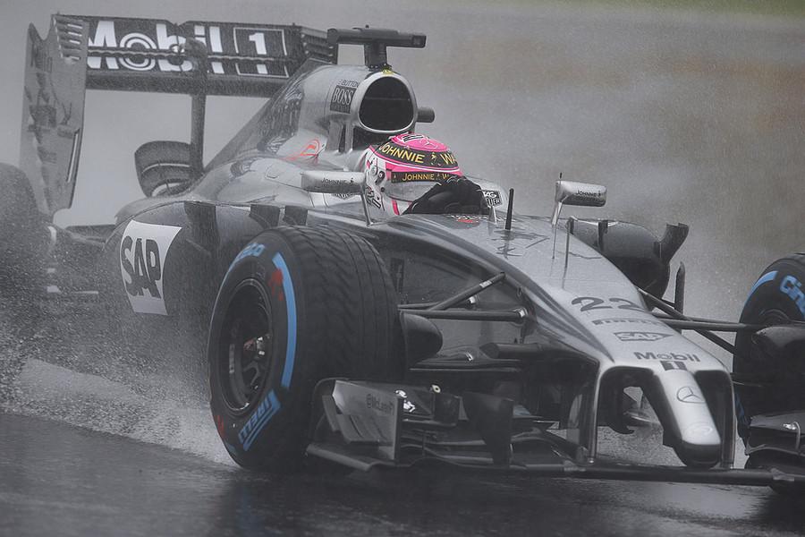 Formule 1; Seizoen 2014; Race 15
