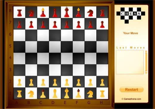 2D Chess