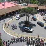 Uitzicht op het Placa Tibidabo (1)