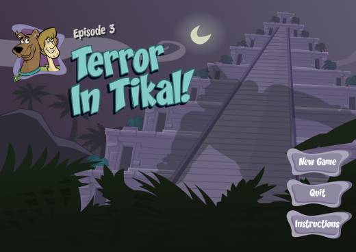 Scooby Doo; Episode 3 - Terror In Tikal!