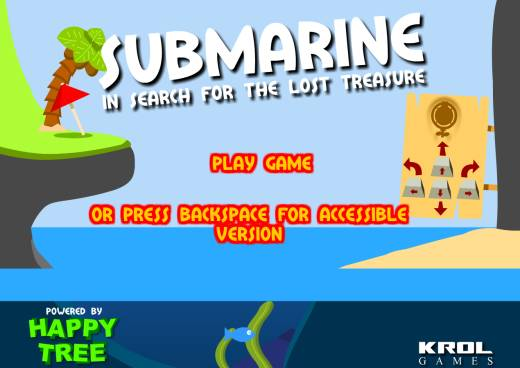 Submarine - In Search For The Lost Treasure