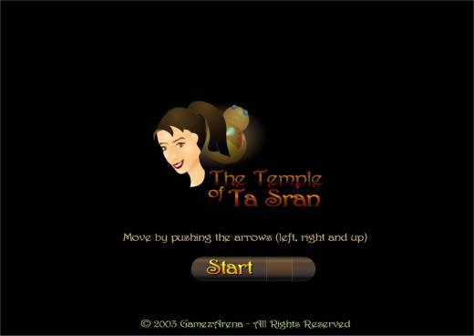 Temple Of Ta Sran