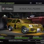 Cadillac Escalade - Need For Speed Underground 2 - Charlies Angels