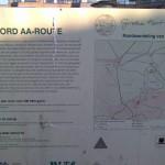 Het informatiebord