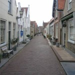 Straatje in Goedereede