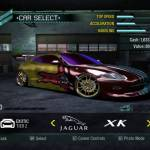 Jaguar XK - Need For Speed Carbon - Pharrell