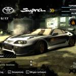 Toyota Supra - Need For Speed Most Wanted - Pink Slip