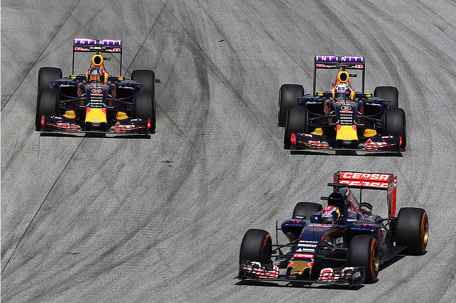 Formule 1; Seizoen 2015; Race 2