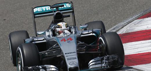 Formule 1; Seizoen 2015; Race 3
