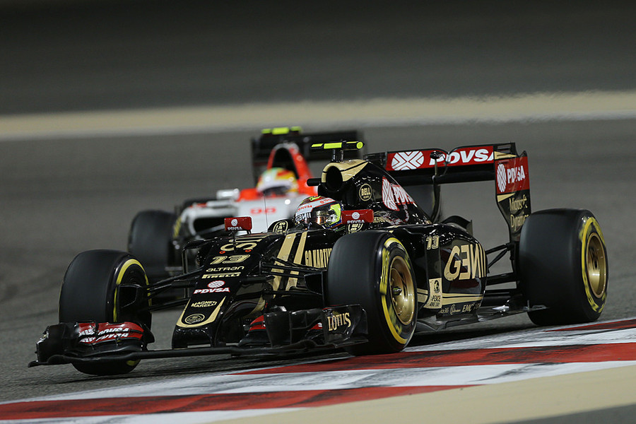 Formule 1; Seizoen 2015; Race 4