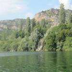 Mooie waterval bij Roski Slap (1)