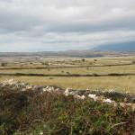 Uitzicht op het eiland Pag
