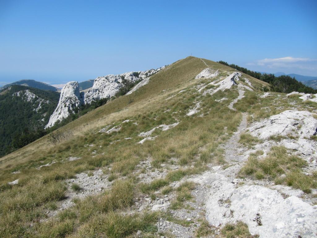 Mooi uitzicht over Dabarski kukovi