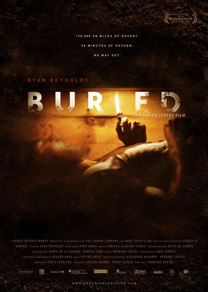 Buried (2010)