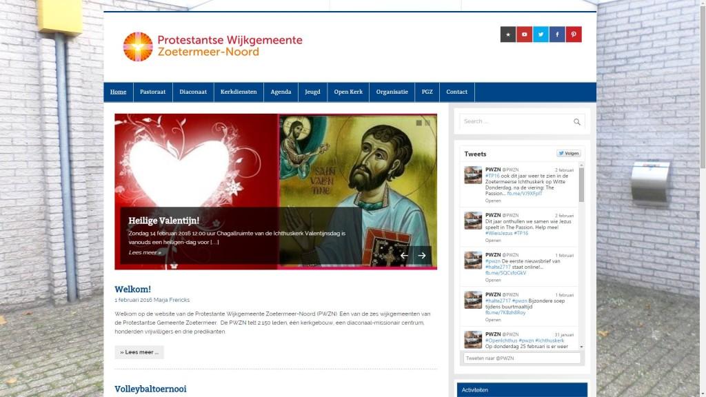 Protestantse Wijkgemeente Zoetermeer-Noord