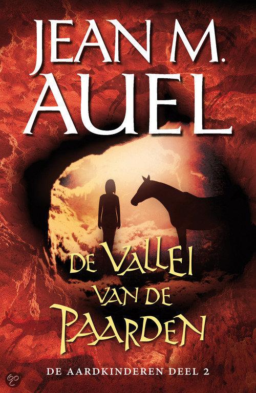 Jean M. Auel - De Aardkinderen Deel 2 - De Vallei van de Paarden
