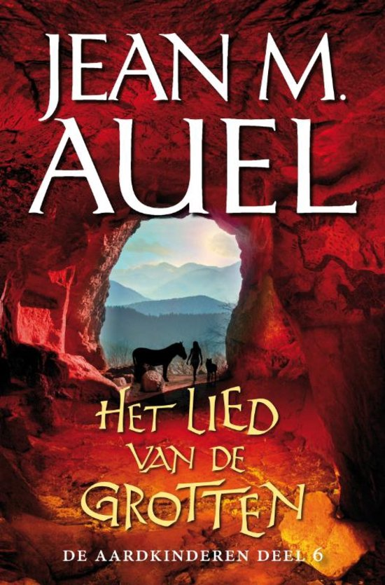 Jean M. Auel - De Aardkinderen Deel 6 - Het Lied van de Grotten