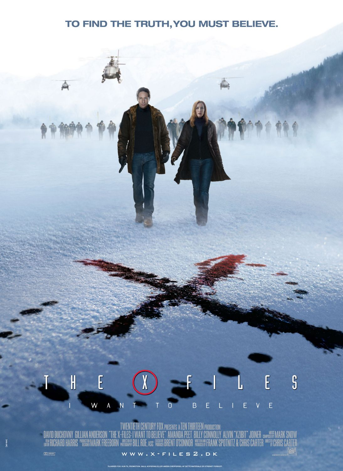 The X-Files : I Want To Believe (2008)
