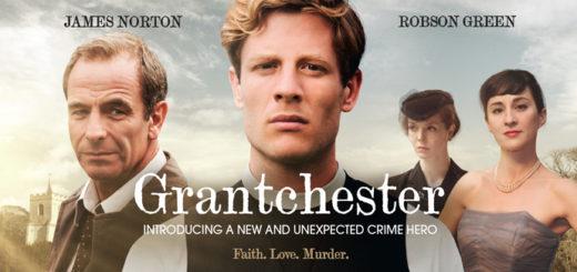 Grantchester; Faith. Love. Murder.