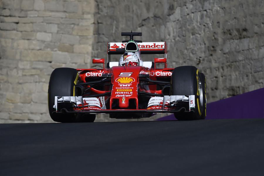 Formule 1; Seizoen 2016; Race 8