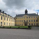 Het blijft toch wel mooi, al die fraaie paleizen in en rondom Stockholm. Zo ook dit Ulrikstal Palace.