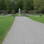 De tuinen van het Ulrikstal Palace zijn beduidend kleiner dan de tuinen van het Drottingholm Palace, maar wel erg fraai.