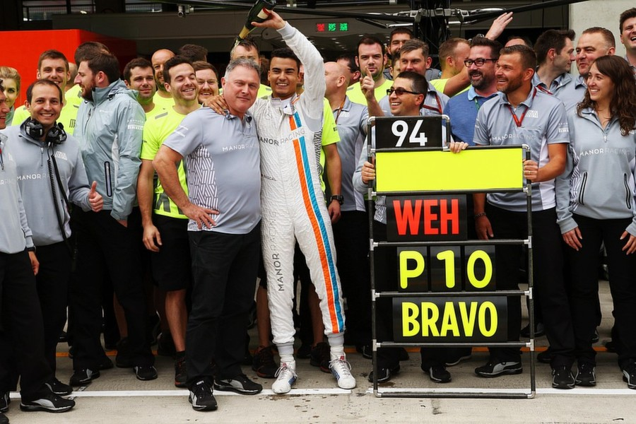 Formule 1; Seizoen 2016; Race 9