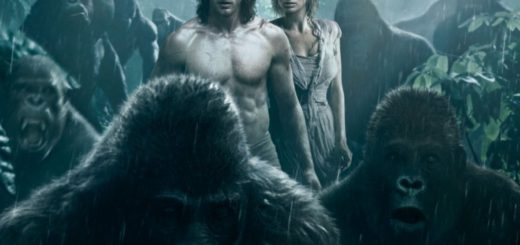 The Legend of Tarzan (3D) (2016)