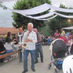 In Barriosa was het Festa Do Pestico. Een festival rondom kleine hapjes met muzikale omlijsting.
