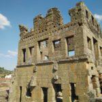 Bij Centrum Cellas lag deze oude Romeinse woning.
