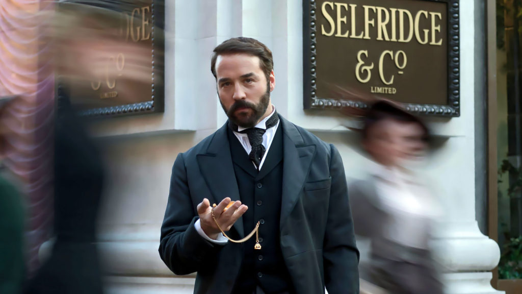 TV Serie : Mr Selfridge