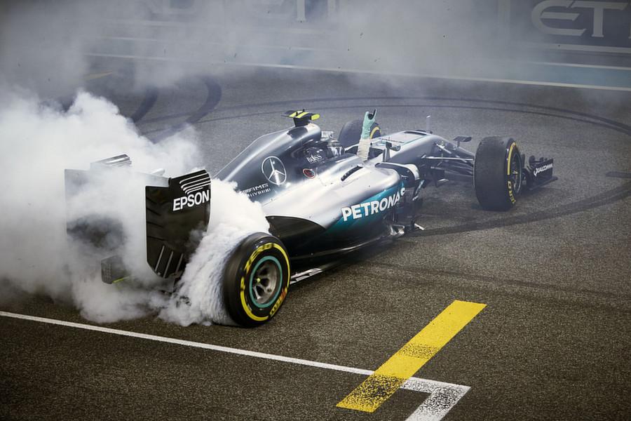 Formule 1; Seizoen 2016; Race 21