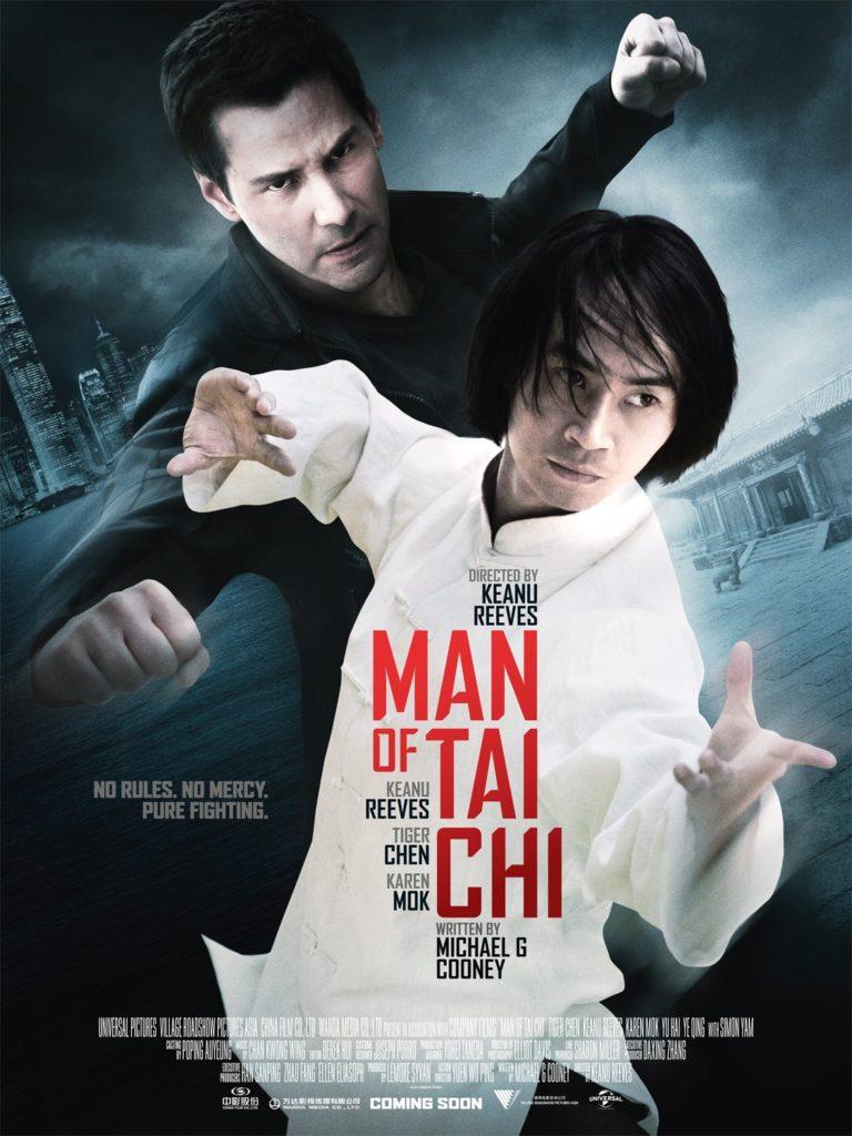 Film : Man of Tai Chi (2013)