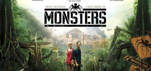 Film : Monsters (2010)